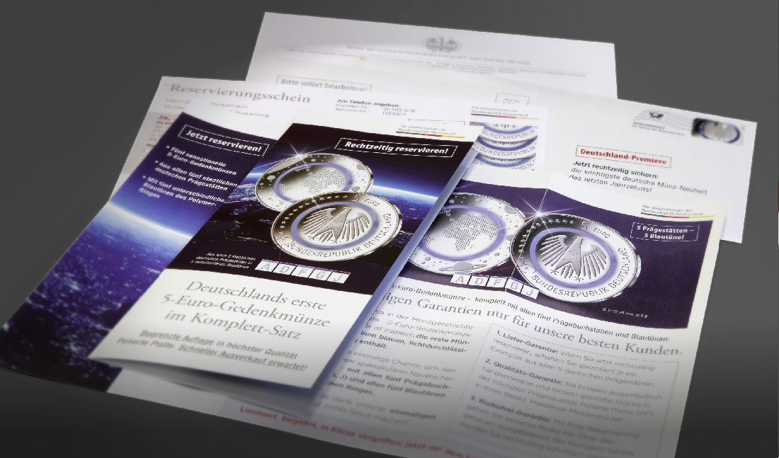 Multichannel Kampagne Für Deutschlands Erste 5 Euro Münze Tu